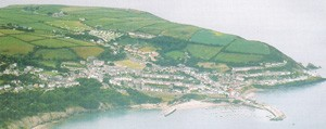 newquay-from-plane